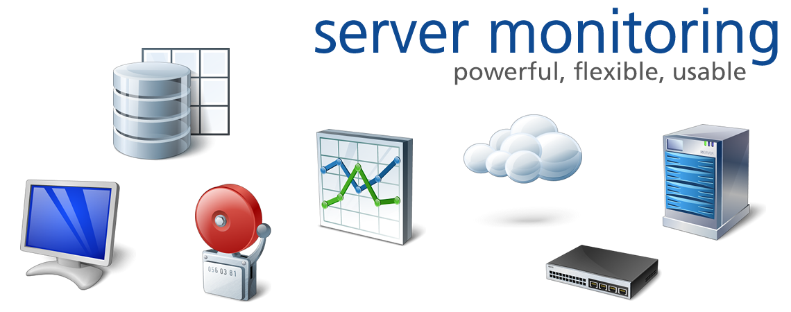 Server Monitoring - powerful, flexible, usable